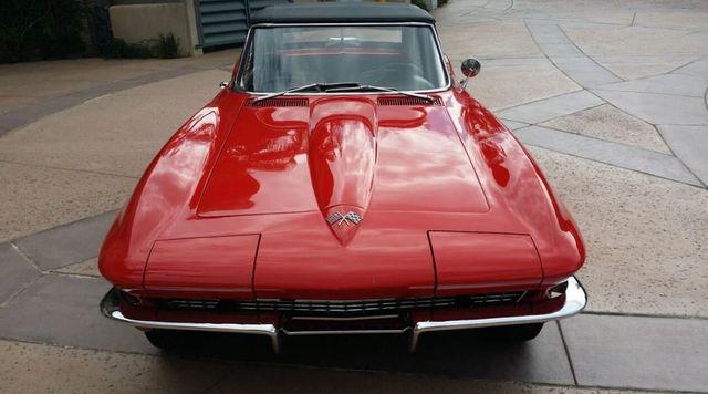 1966 Chevrolet Corvette Stingray Corvette Convertible - 14263741 - 5