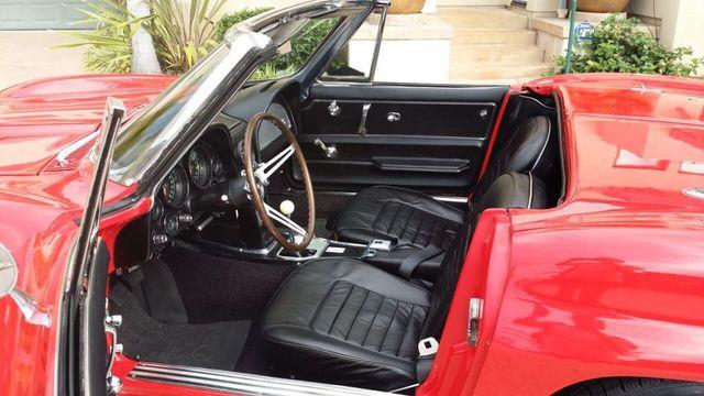 1966 Chevrolet Corvette Stingray Corvette Convertible - 14263741 - 8