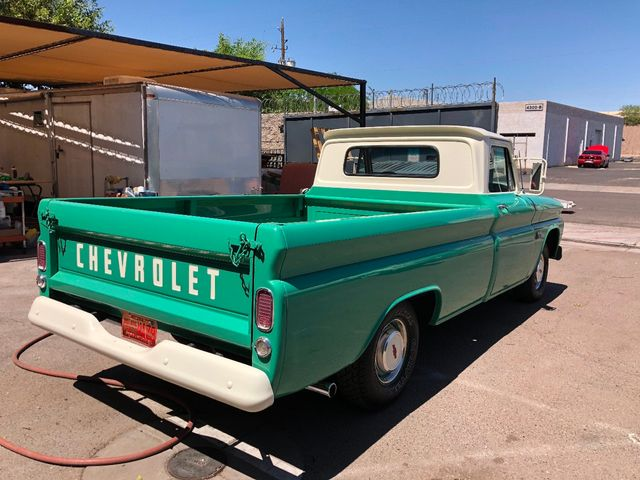 1966 Chevrolet C-10 Pickup  - Click to see full-size photo viewer