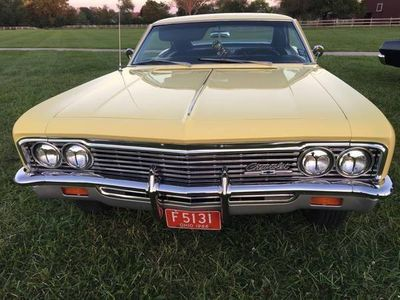 1966 Chevrolet Impala  Coupe