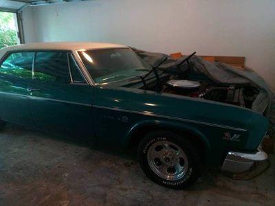 1966 Chevrolet Impala  Sedan