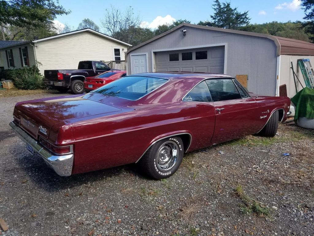 1966 Chevrolet Impala SS For Sale - 16942511 - 1