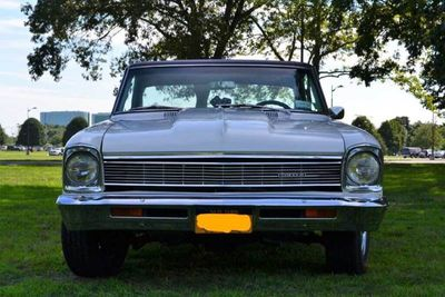 1966 Chevrolet Nova  Coupe