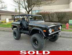 1966 Ford Bronco - U15FL836508