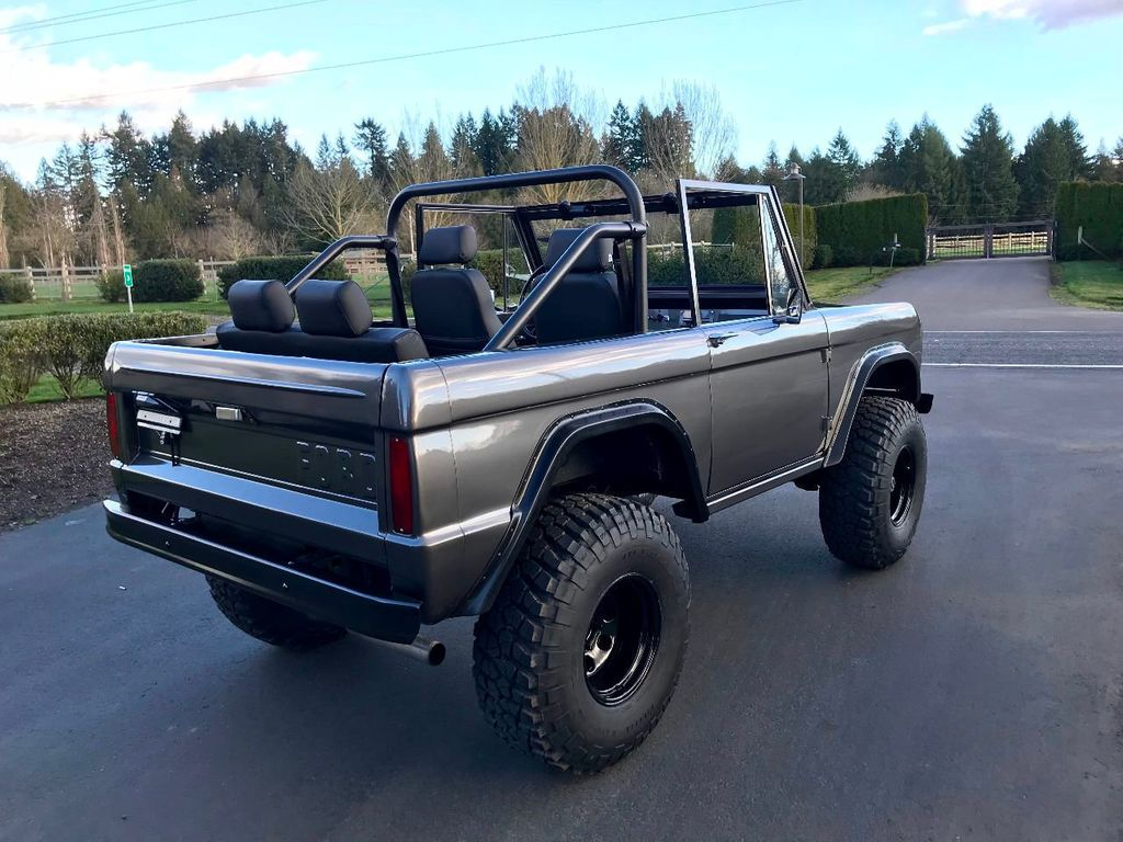 1966 Ford Bronco Fuel Injected 5.0 V8, 5sd, PS, Power Disc Brakes! - 17060331 - 4