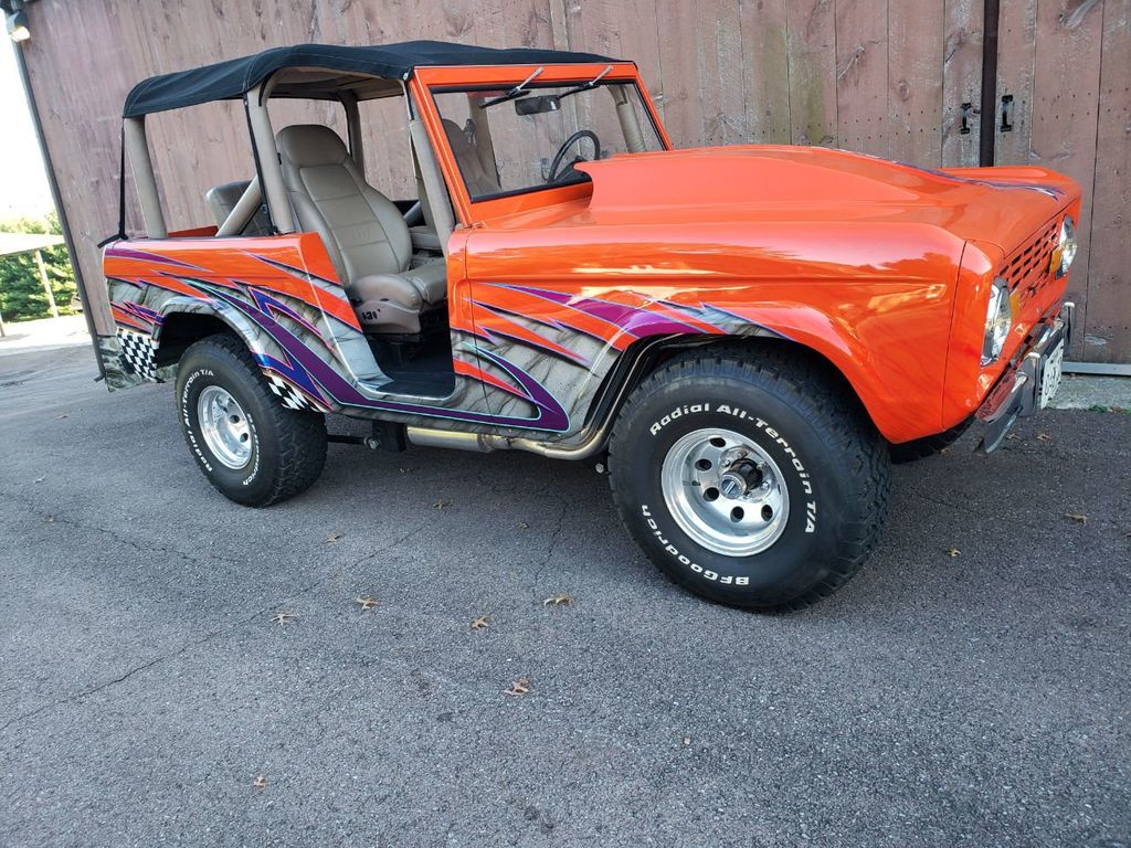 Used Ford Bronco >> 1966 Used Ford Bronco Resto Mod At Webe Autos Serving Long Island Ny Iid 19472609