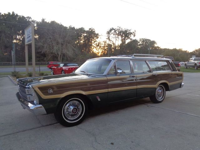1966 Ford COUNTRY SQUIRE Wagon for Sale Ocala, FL - $27,000 - Motorcar com