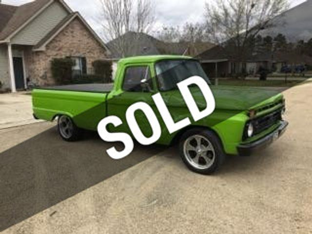 1966 Ford F100  - 16388603 - 0