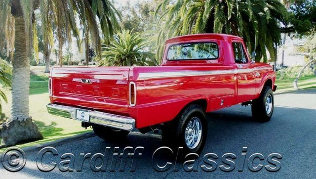 1966 Ford F250 3/4 Ton - Click to see full-size photo viewer