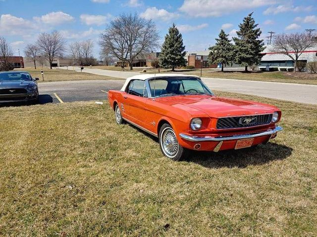 1966 Ford Mustang Convertible for Sale Bellmore, NY - $28,000 - Motorcar com