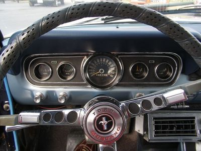 1966 Ford Mustang Sprint 200 - Click to see full-size photo viewer