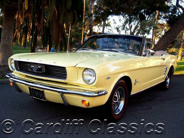 Images of 1966 mustang