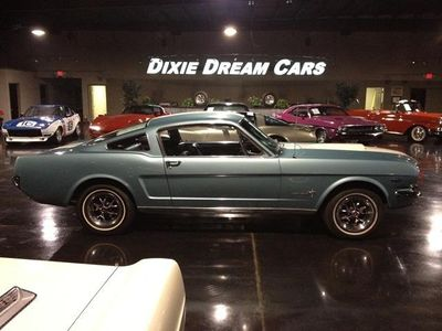 1966 Ford Mustang Fastback SOLD