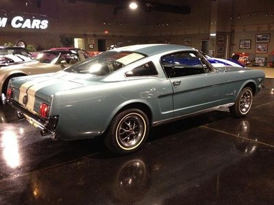 1966 Ford Mustang Fastback SOLD - Click to see full-size photo viewer