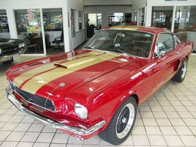 1966 Ford Mustang Fastback GT SOLD