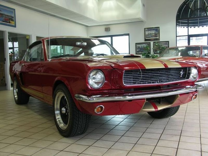 1966 Ford Mustang Fastback GT SOLD - 3115152 - 11