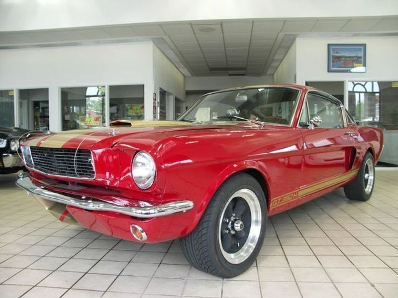 1966 Ford Mustang Fastback GT SOLD - 3115152 - 16