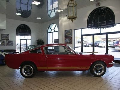 1966 Ford Mustang Fastback GT SOLD - Click to see full-size photo viewer