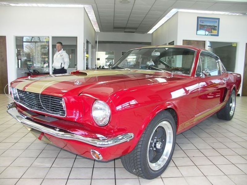 1966 Ford Mustang Fastback GT SOLD - 3115152 - 57