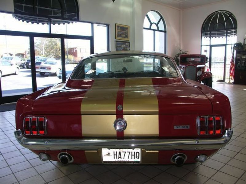1966 Ford Mustang Fastback GT SOLD - 3115152 - 5