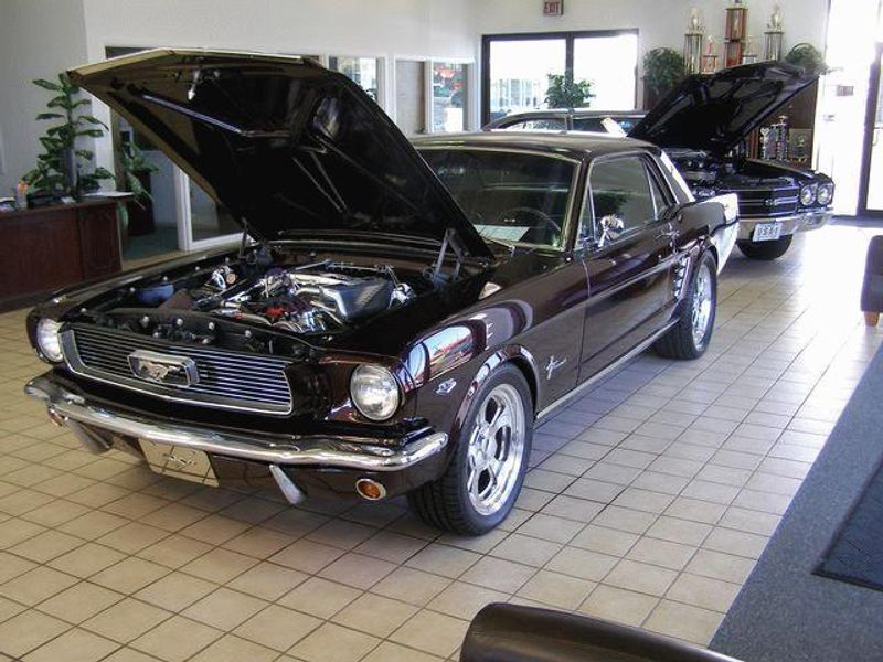 1966 Ford Mustang Resto-Rod SOLD - 1258848 - 0