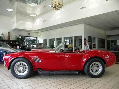 1966 Ford Shelby Cobra 427 Rep SOLD Convertible