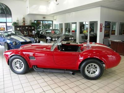 1966 Ford Shelby Cobra 427 Rep SOLD - Click to see full-size photo viewer