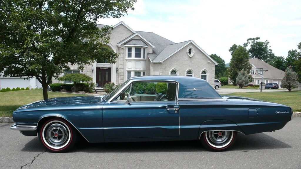 1966 Ford THUNDERBIRD  - 15208172