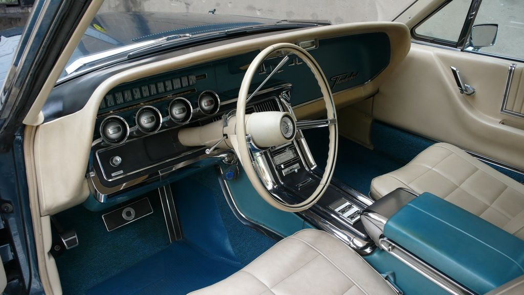 1966 Ford THUNDERBIRD  - 15208172 - 13