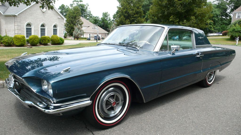 1966 Ford THUNDERBIRD  - 15208172 - 1