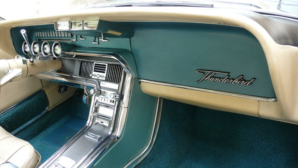 1966 Ford THUNDERBIRD  - 15208172 - 31