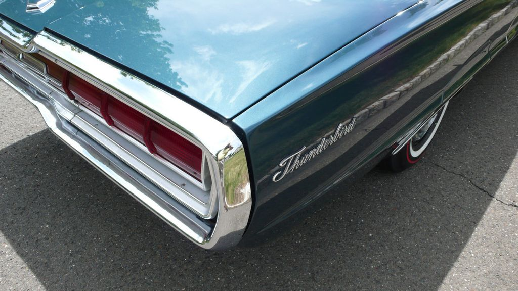 1966 Ford THUNDERBIRD  - 15208172 - 40