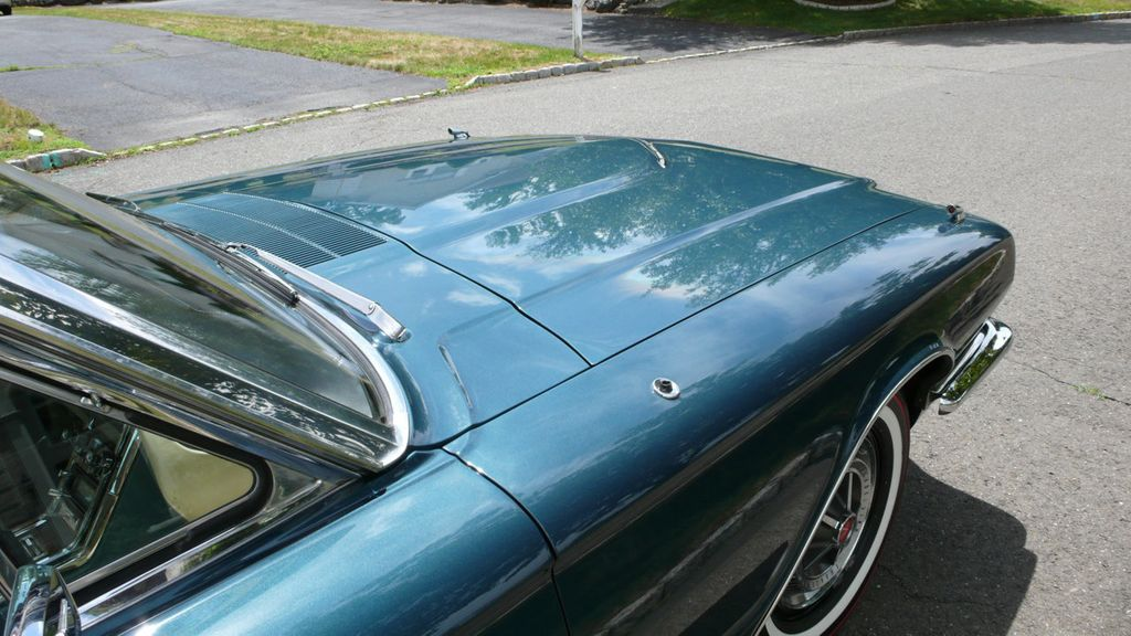 1966 Ford THUNDERBIRD  - 15208172 - 78