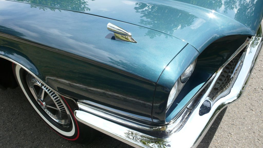 1966 Ford THUNDERBIRD  - 15208172 - 82