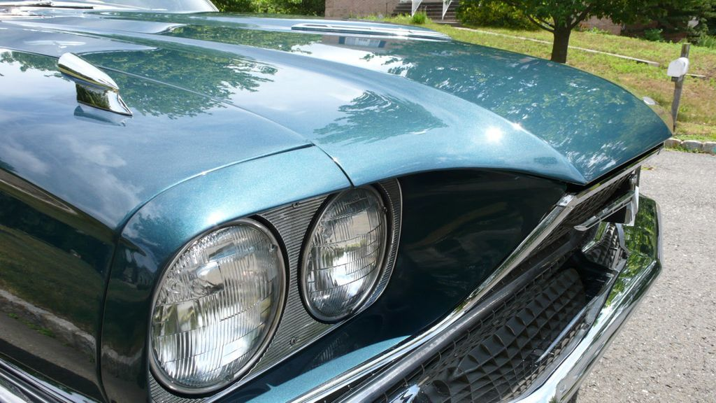 1966 Ford THUNDERBIRD  - 15208172 - 84