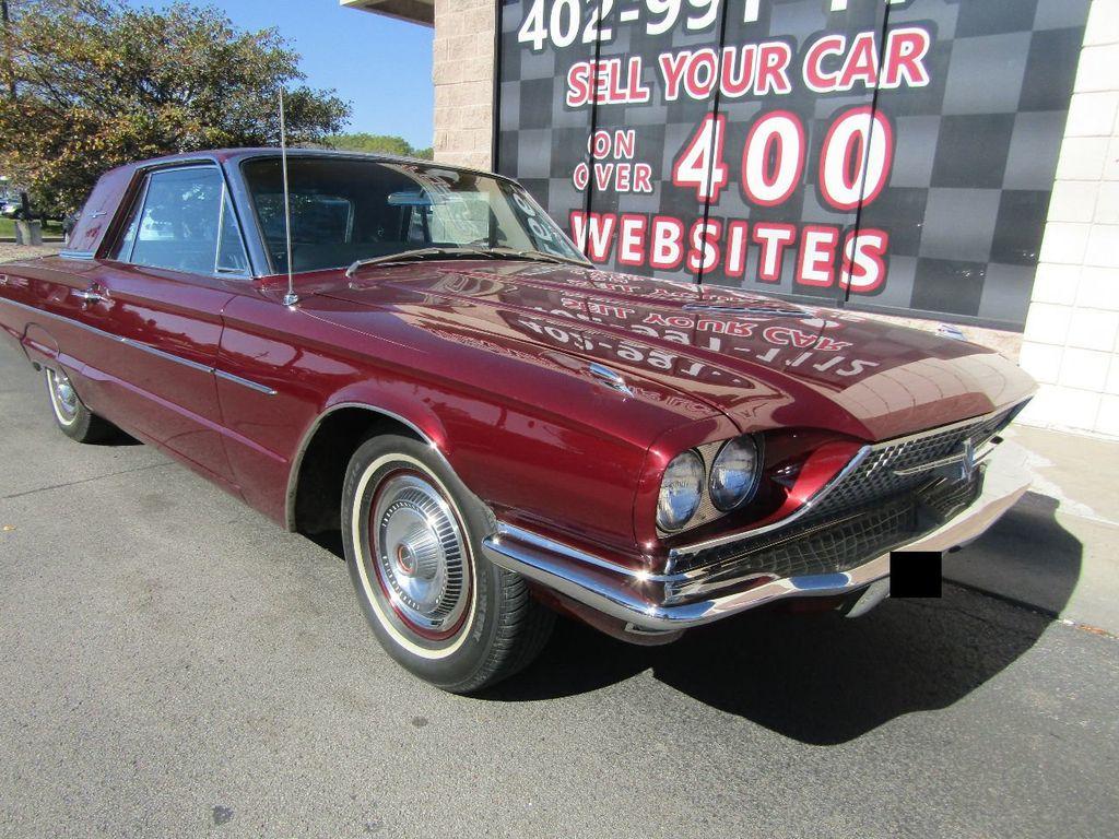 1966 Ford Thunderbird  - 16954858 - 0