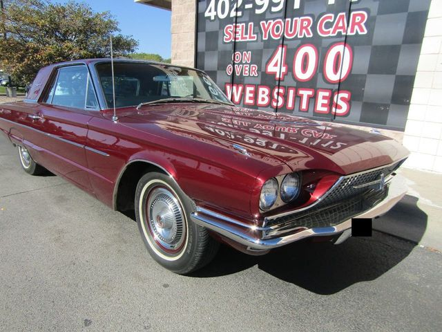 1966 Used Ford Thunderbird At The Internet Car Lot Serving