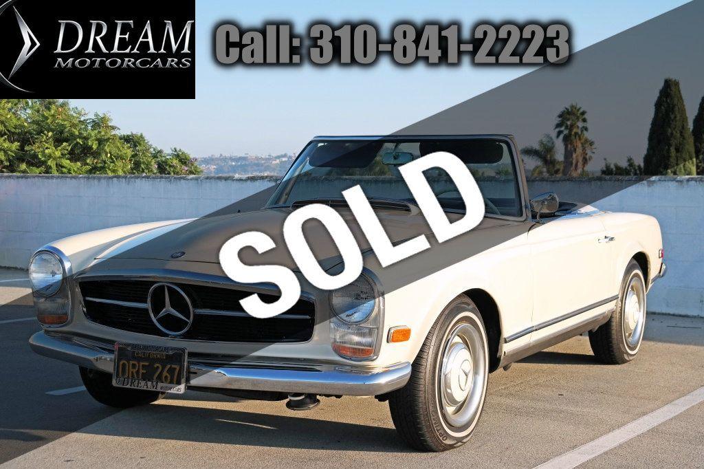 1966 Mercedes-Benz 230 SL  - 15644075 - 0