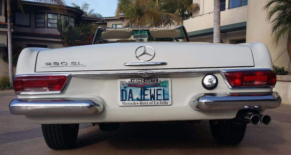 1966 Mercedes-Benz 230 SL  - 15779996 - 9