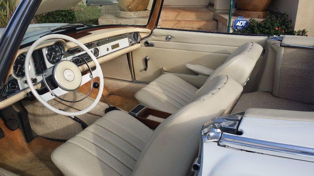 1966 Mercedes-Benz 230 SL  - 15779996 - 12