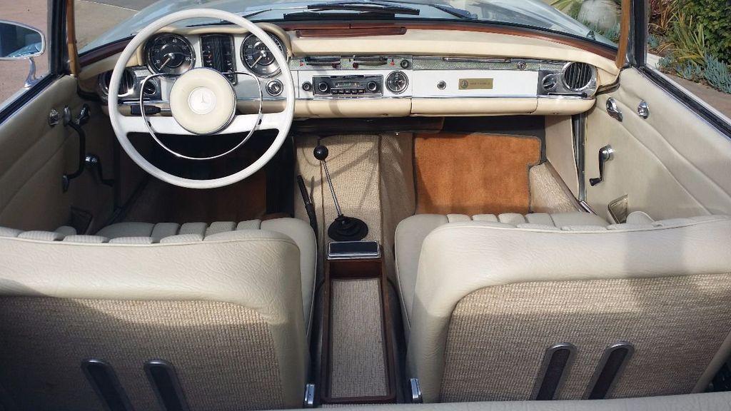 1966 Mercedes-Benz 230 SL  - 15779996 - 13