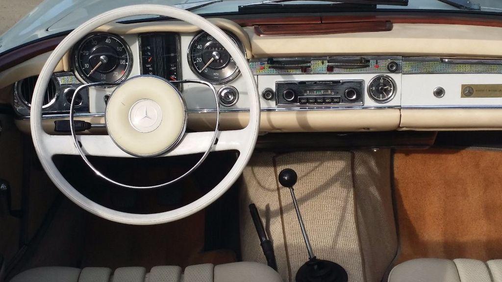 1966 Mercedes-Benz 230 SL  - 15779996 - 14