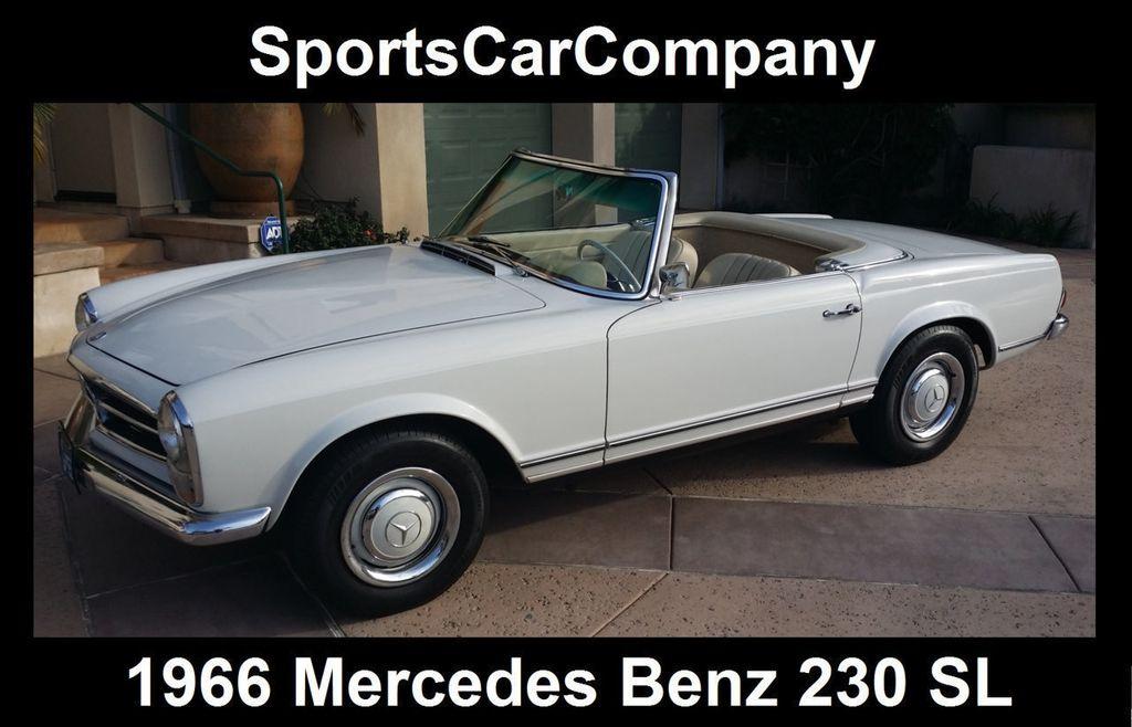 1966 Mercedes-Benz 230 SL  - 15779996 - 1