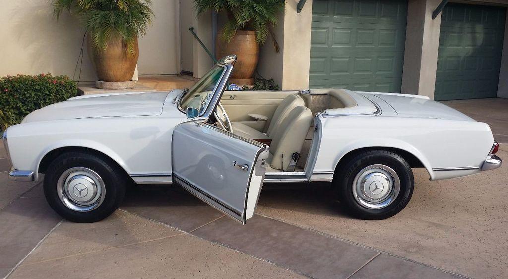 1966 Mercedes-Benz 230 SL  - 15779996 - 19