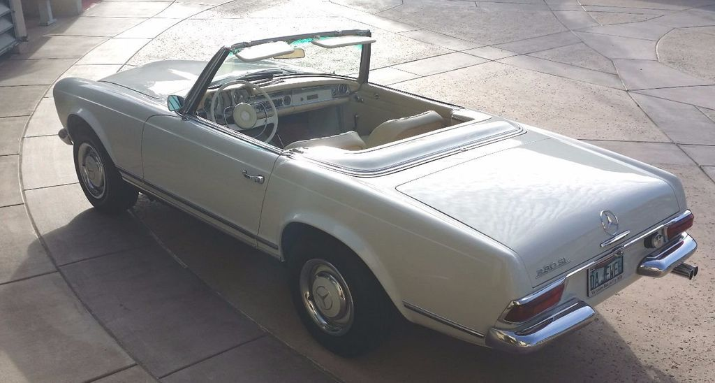 1966 Mercedes-Benz 230 SL  - 15779996 - 20