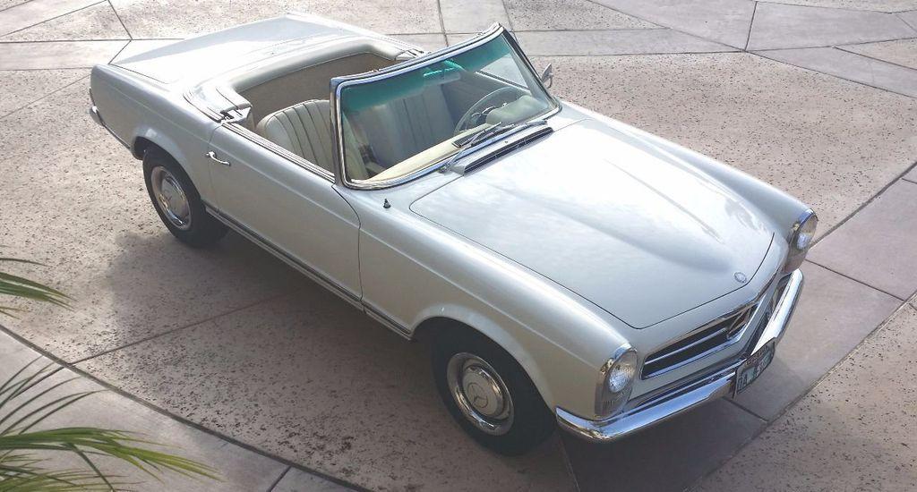 1966 Mercedes-Benz 230 SL  - 15779996 - 21