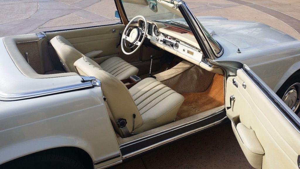 1966 Mercedes-Benz 230 SL  - 15779996 - 22