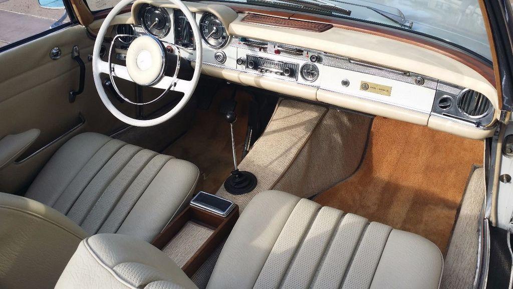 1966 Mercedes-Benz 230 SL  - 15779996 - 23