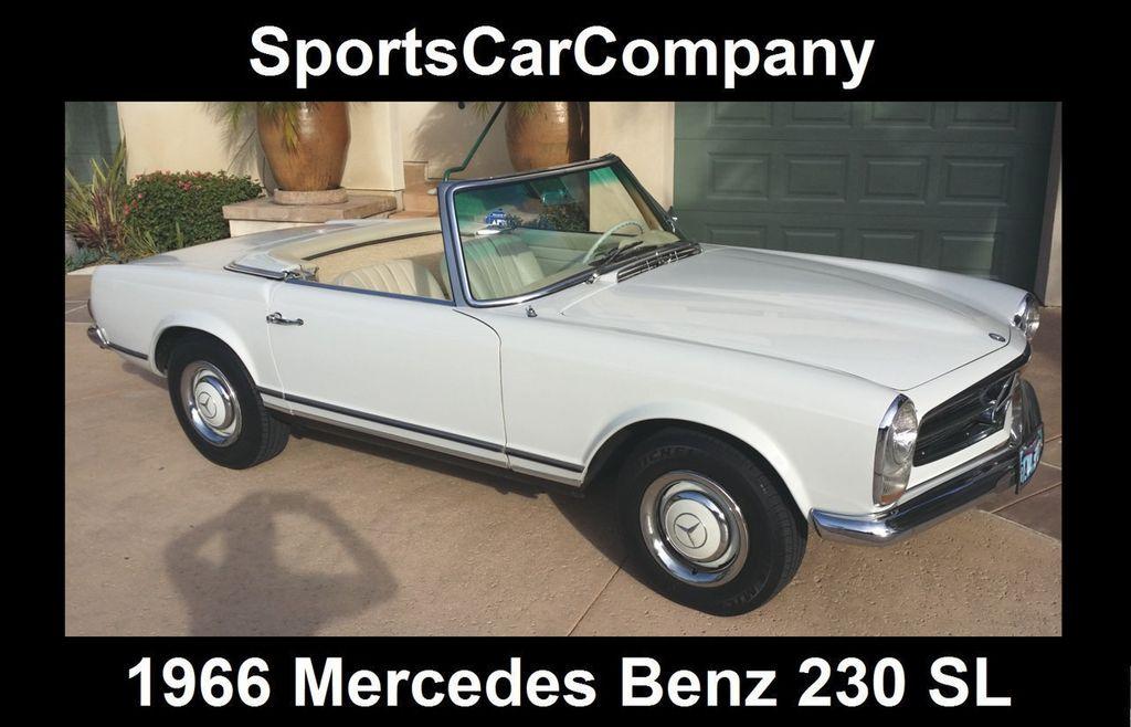 1966 Mercedes-Benz 230 SL  - 15779996 - 2