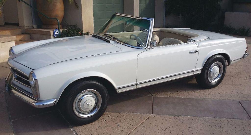 1966 Mercedes-Benz 230 SL  - 15779996 - 34